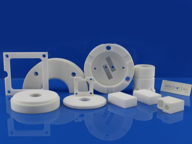 Machinable Glass Ceramics Innovacera