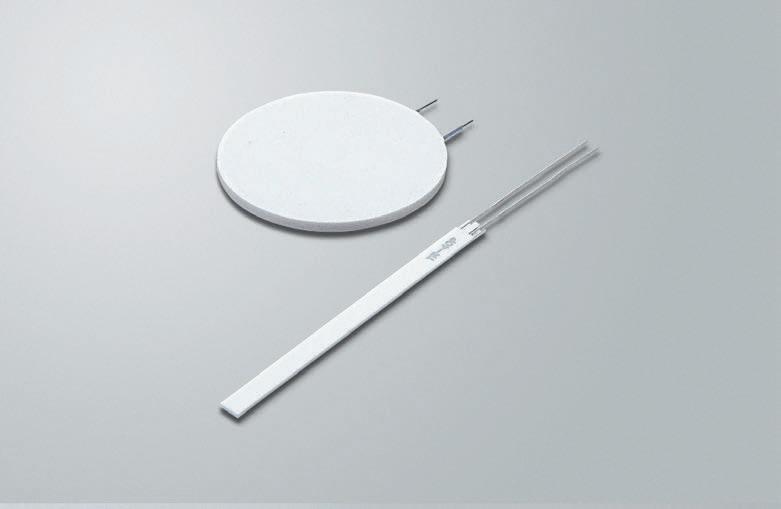 Alumina Ceramic Heater Plate Innovacera