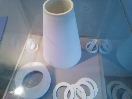 Alumina Ceramic Bend Tube