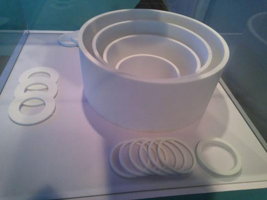 Alumina Ceramic Tube and Ring
