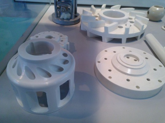 Zirconia Ceramic Components