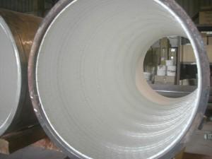 ceramic lining pipe