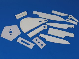 Ceramic Cutting Blade