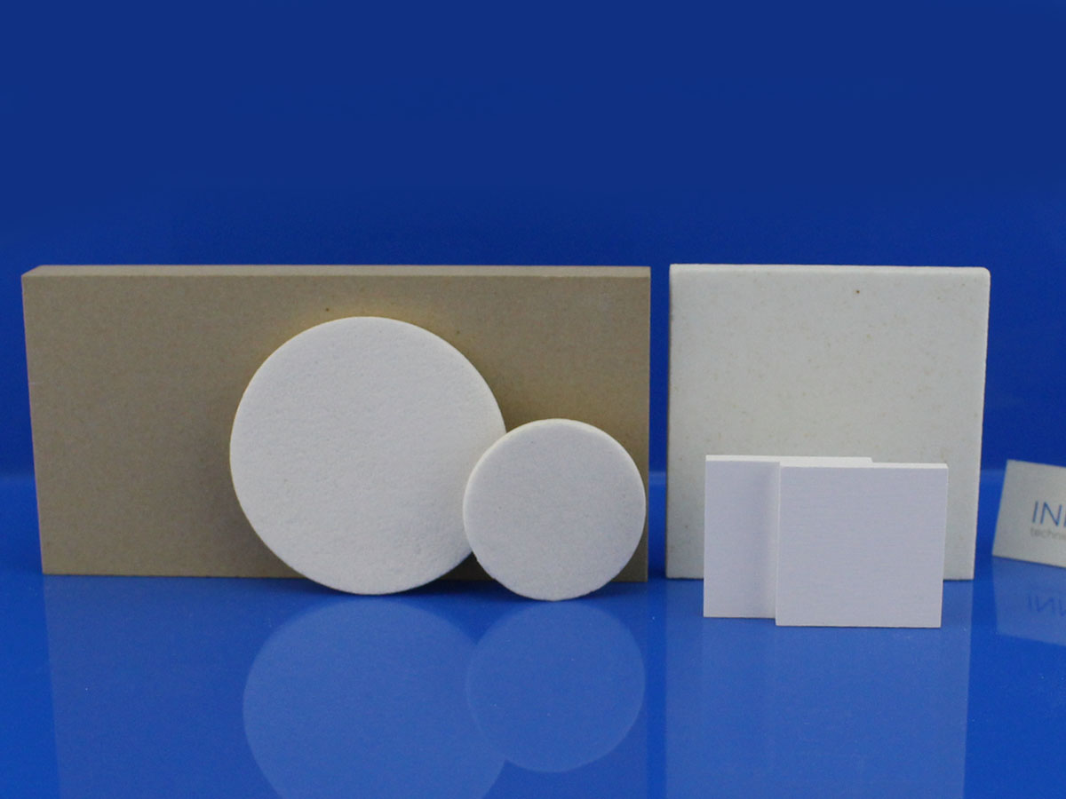 微孔陶瓷零件