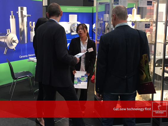 Hannover Messe Show
