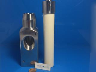 Alumina Ceramic Pump Nozzle
