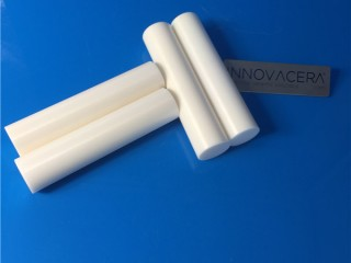 8Y Y2O3 Zirconia Ceramic Rods For FurnaceS