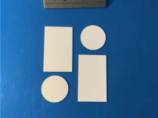 96 Alumina Ceramic Substrates Plates And Discs