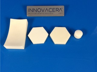 99 Alumina Ceramic Armor Plates For Bulletproof