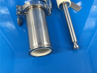 99 Alumina Ceramic Filling Pump For Metering Application