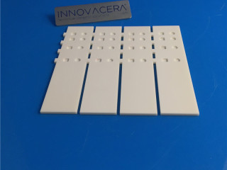 99 Alumina Ceramic Plates For Laboratory Testing