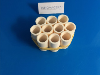 99 Alumina Ceramic Small Insulator Tubes