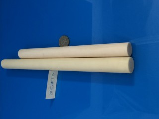 99 Alumina Rods For Making High Voltage Electrodes