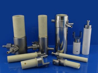 Alumina And Zirconia Ceramic Metering Filling Pump