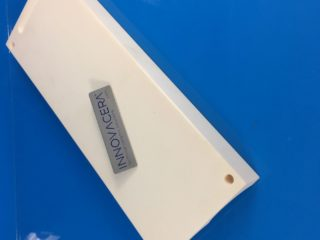 Alumina Big Rectangular Ceramic Plates