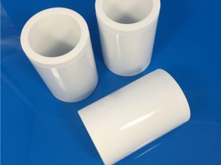 Alumina Ceramic Bushing Sleeves