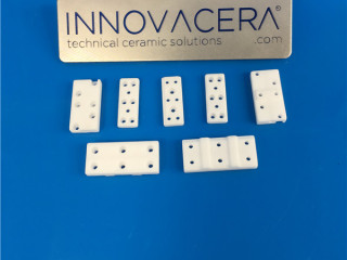 Alumina Ceramic Plates With Holes