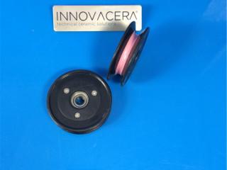 alumina-ceramic-pulley-roller