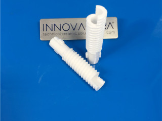 Alumina Ceramic Screw Sleeves For Grinding