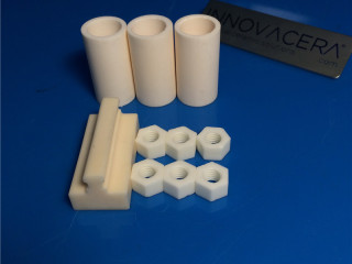 Alumina Ceramic Sleeves And Screws