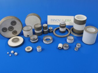 Alumina Metallizing Ceramic Components
