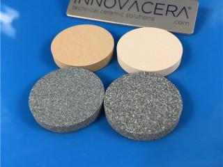 Alumina Porous Ceramic Discs