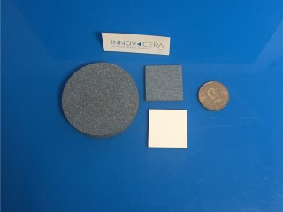 Alumina Porous Ceramic Plate Sheets For Gas Sparger