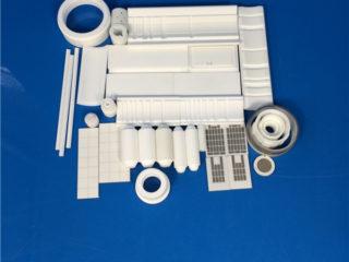Beryllium Oxide Beryllia Ceramic Components