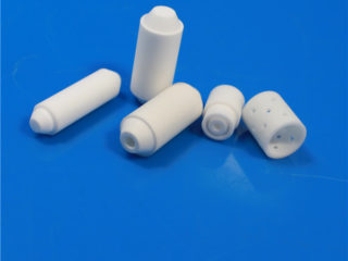 Beryllium Oxide Ceramic Pins And Sleeves