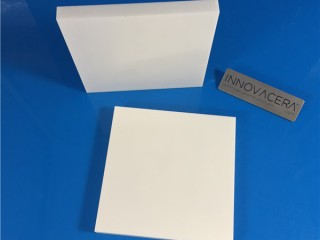 Big Zirconia Ceramic Plates Sheet For Wear Resistance