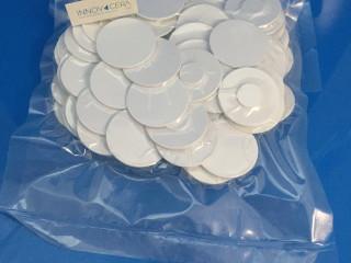 Boron Nitrde Ceramic Lids
