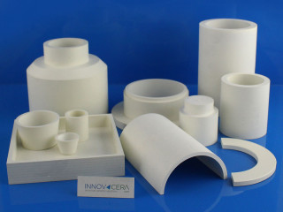 Boron Nitride Ceramic For Vacuum Furnace