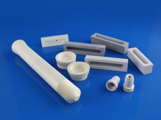 Boron Nitride Ceramic Nozzle And Components