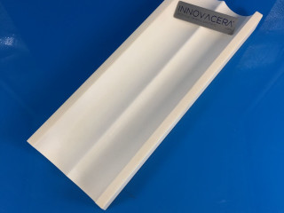 Boron Nitride Ceramic Radius Plates Sheet