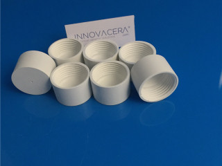 Boron Nitride Ceramic Screw Lids Bushing