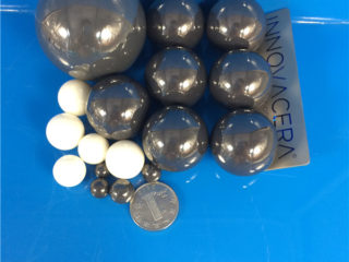 Excellent Stock Silicon Nitride Ceramic SI3N4 Bearing Balls INNOVACERA