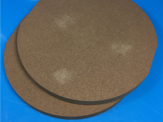 High Precision Flatness 40um Al2O3 Porous Ceramic Plate