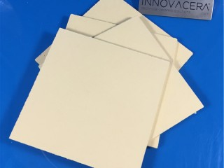 High Temperature Ceramic Zirconia Plates For Electrical Capacitor