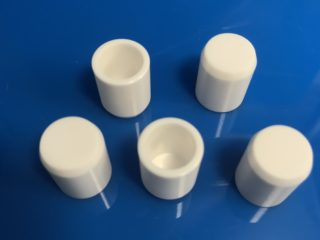 Zirconia Ceramic Crucible