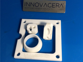Machinable Glass Ceramic Components