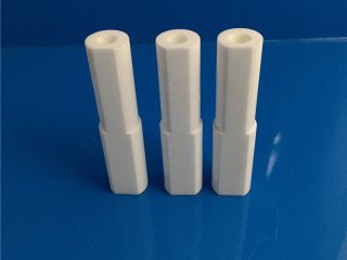 Machinable Glass Ceramic Shaft Bushing