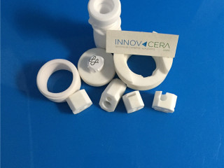 Machinable Glass Ceramic Roller Ring Tube