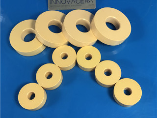 Magnesium Stable Zirconia Ceramic Washer Rings