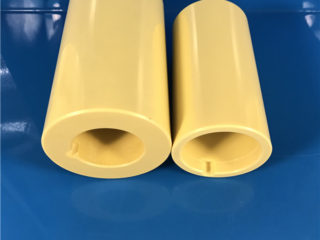 Magnesium Yttria Ppartially Stabilized Zirconia Ceramic Tubes For Medical Pump