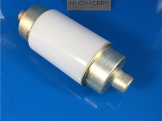 Metallized Ceramic Tubes For Packing