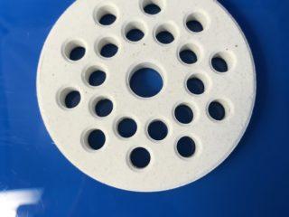 Mullite Ceramic Disc