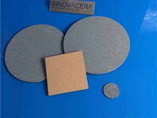 Porous Ceramic Disc And Plates