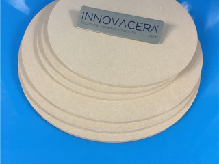 Porous Ceramic Discs For Vacuum Chuck