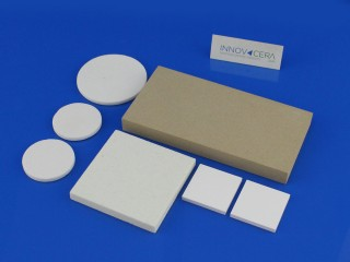 Machinable Glass Ceramic Part