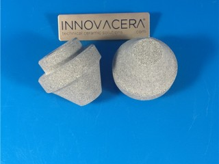 Porous Ceramic Filters Bushing